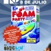 FOAM PARTY (fiesta de la espuma)