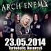 arch enemy concert !